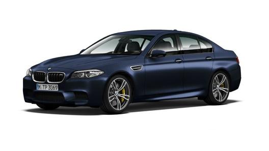 Появились первые фото обновленного BMW M5