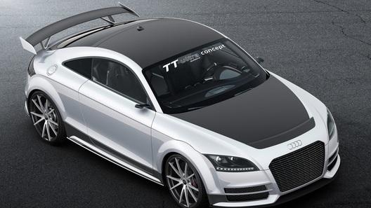 Audi TT стал жертвой эксперимента по похудению