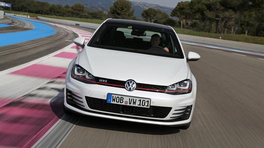 Расшнуровываем умную электронику нового Volkswagen Golf GTI