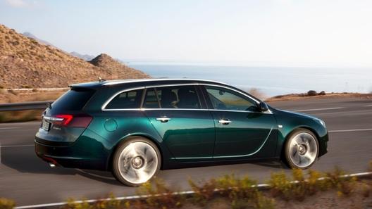 Стартует прием заказов на новую Opel Insignia