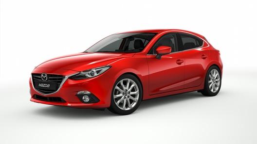 В России покупатели новой Mazda3 смогут выбирать из трех моторов