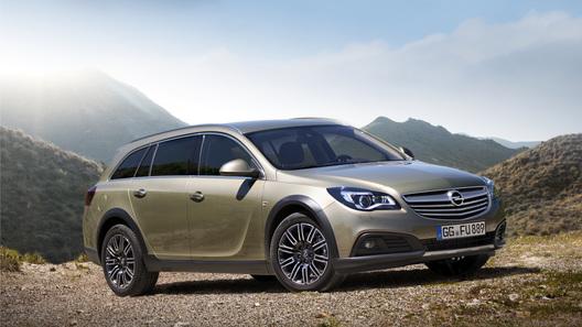 Opel представил