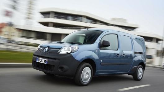 В Россию едет обновленный Renault Kangoo