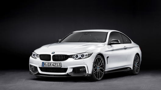 BMW покажет во Франкфурте спорт-пакет для новой