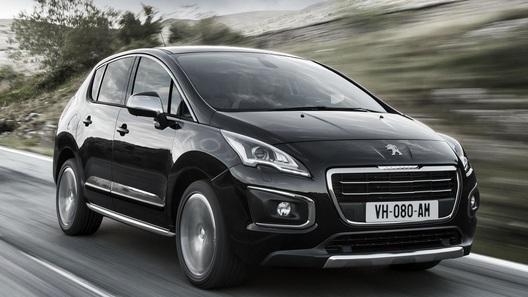 Компактный кроссовер Peugeot слегка снизил свои аппетиты