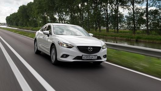 В России отзывают 1,7 тысячи автомобилей Mazda из-за заклинивающих тормозов