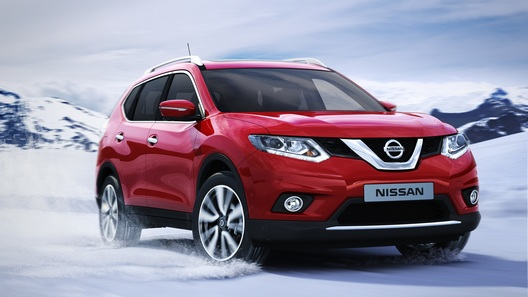 Новейший Nissan X-Trail