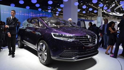 Renault демонстрирует прообраз нового Espace