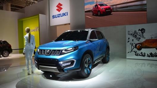 Новый кроссовер от Suzuki будет бороться за покупателей с Nissan Juke