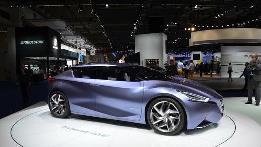 Nissan предложила автомобилистам зафрендить друг друга
