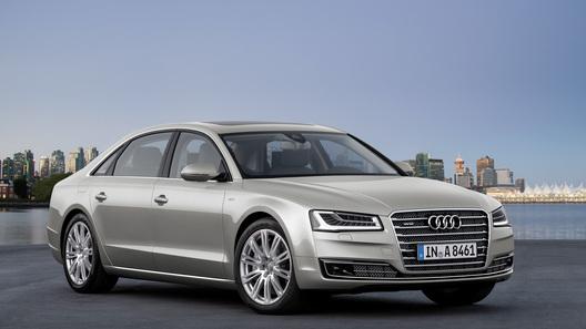 Новый флагман Audi A8 L обойдется в России в 4 млн рублей