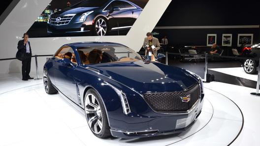 Cadillac может выпустить роскошное купе
