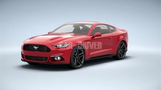 Американский журнал показал читателям новый Mustang