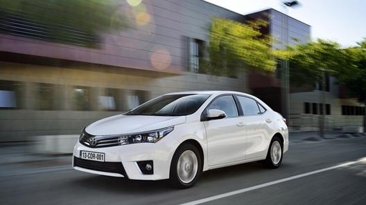 Обновленная Toyota Corolla получила новые комплектации и цены