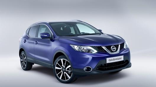 Новый Nissan Qashqai подорожал, но незначительно