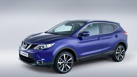 Nissan представил миру новое поколение Qashqai