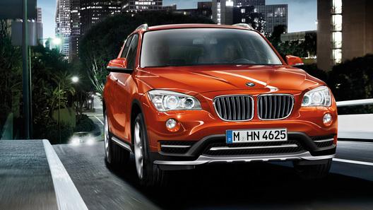 Кроссовер BMW X1 обновился и стал дороже