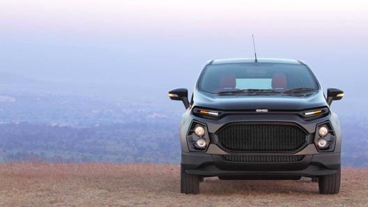 Индийские тюнеры довели внешность кроссовера Ford до абсурда