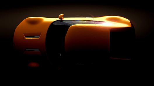 Спорткупе Kia GT4 Stinger покажут в Детройте