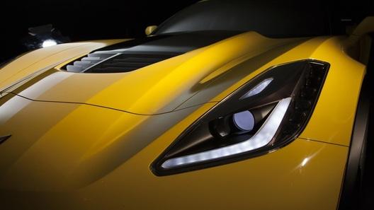 Среднемоторный Chevrolet Corvette покажут через два года