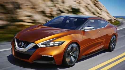 Концептуальный Nissan превратится в серийную Maxima почти без изменений