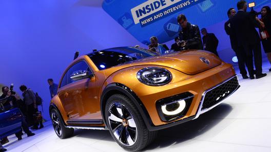 Volkswagen отправляет