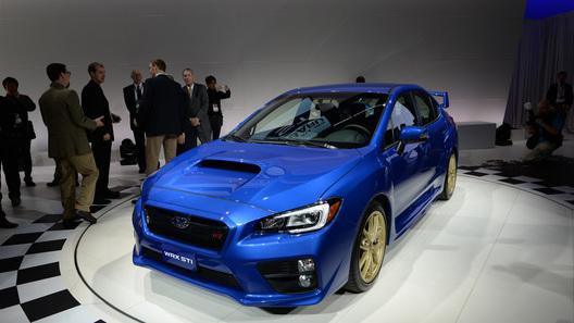 Новый суперседан Subaru порадовал покупателей 4-дюймовым дисплеем