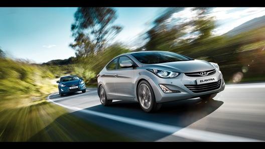 Обновленная Hyundai Elantra будет стоить от 700 000 рублей