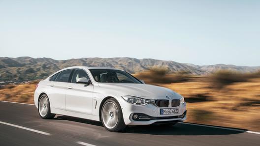 Новый BMW 4 Series Gran Coupe будет стоить от 1,8 млн рублей