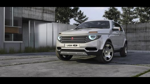 Новая «Нива» будет схожа настарую— волжский автомобильный завод