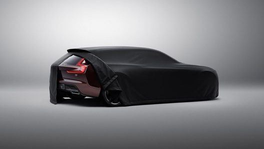 Volvo завершит тройку концептов трехдверным универсалом