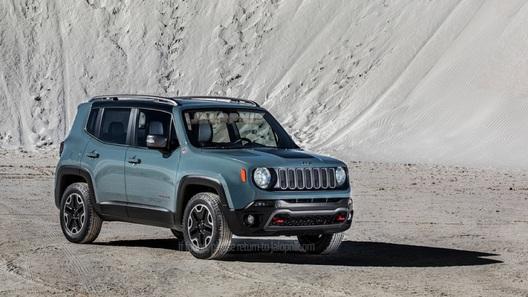 Jeep представил конкурента Nissan Juke