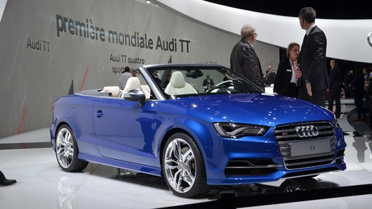 Audi привезла в Женеву новый