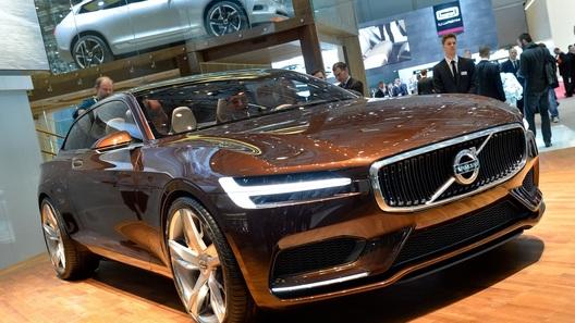 Volvo запустит концептуальный универсал в производство