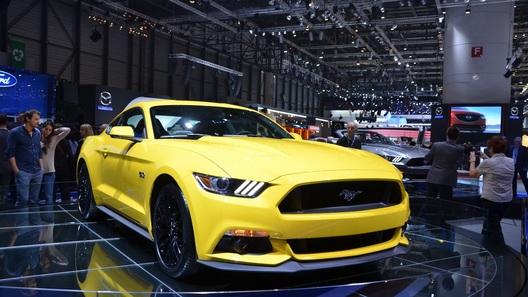 Ford везет в Россию новое поколение