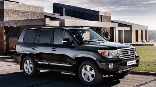 Тойота и Лексус вРФ отзывают 25 авто из-за подушек безопасности
