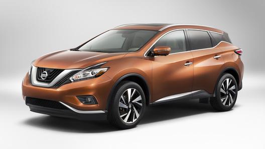 Nissan официально представил новый Murano