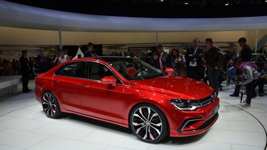 У VW может появиться новый компактный седан
