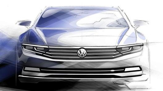 Новый VW Passat получит мощный дизель с двойным турбонаддувом