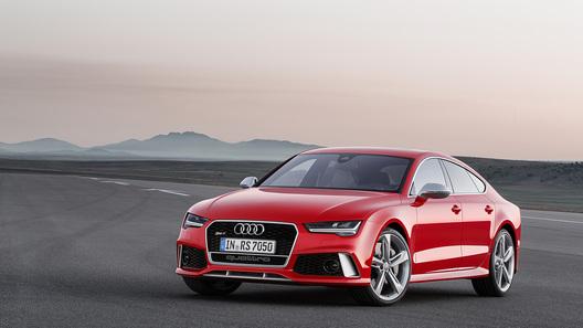 Audi представил обновленный RS 7