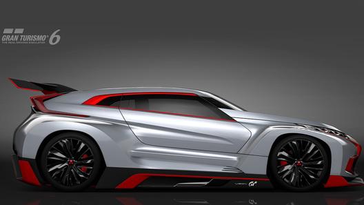 Концепт от Mitsubishi попал в виртуальную реальность