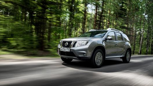 Новый Nissan Terrano приехал в Россию с ценой в 677 тысяч