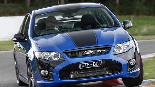Австралийский Ford попрощается с фанами седана Falcon