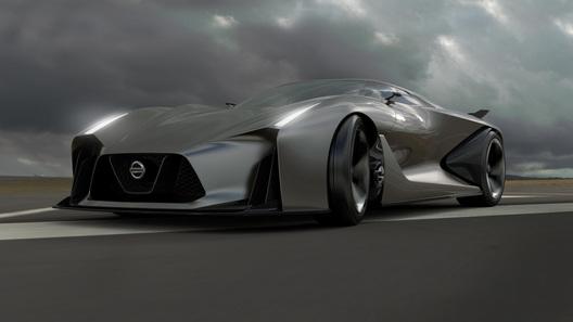 Силовая установка нового Nissan GT-R будет развивать 784 л.с.