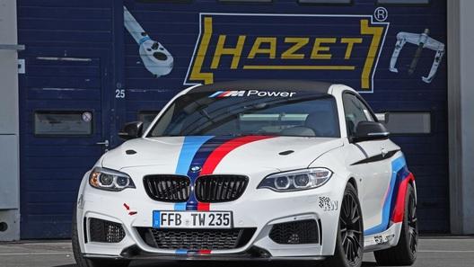 Немецкие тюнеры приблизили купе BMW M235i к трековому варианту