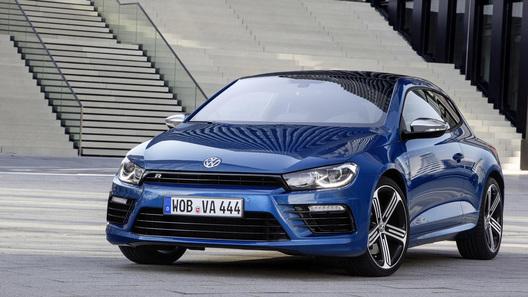 Обновленный VW Scirocco R оказался быстрее Porsche Boxster