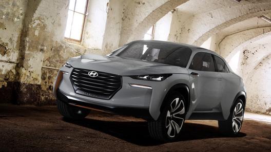 Hyundai покажет в Москве концептуальный водородный кроссовер