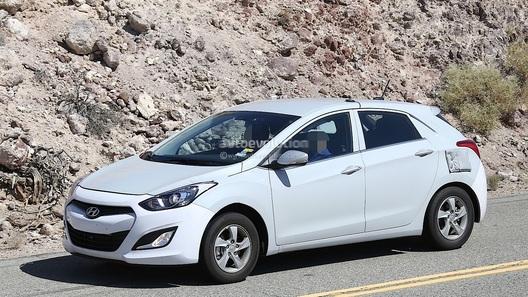 Hyundai вывела на тесты конкурента Toyota Prius