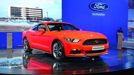Ford представил россиянам новое поколение