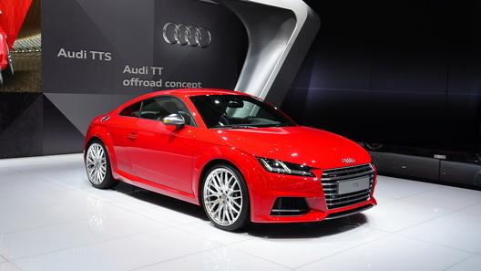 Audi TT нового поколения будет стоить в России от 1,8 млн рублей